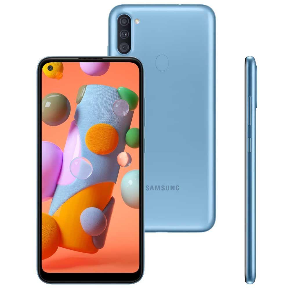 Celular Smartphone Galaxy A11 64Gb 6,4