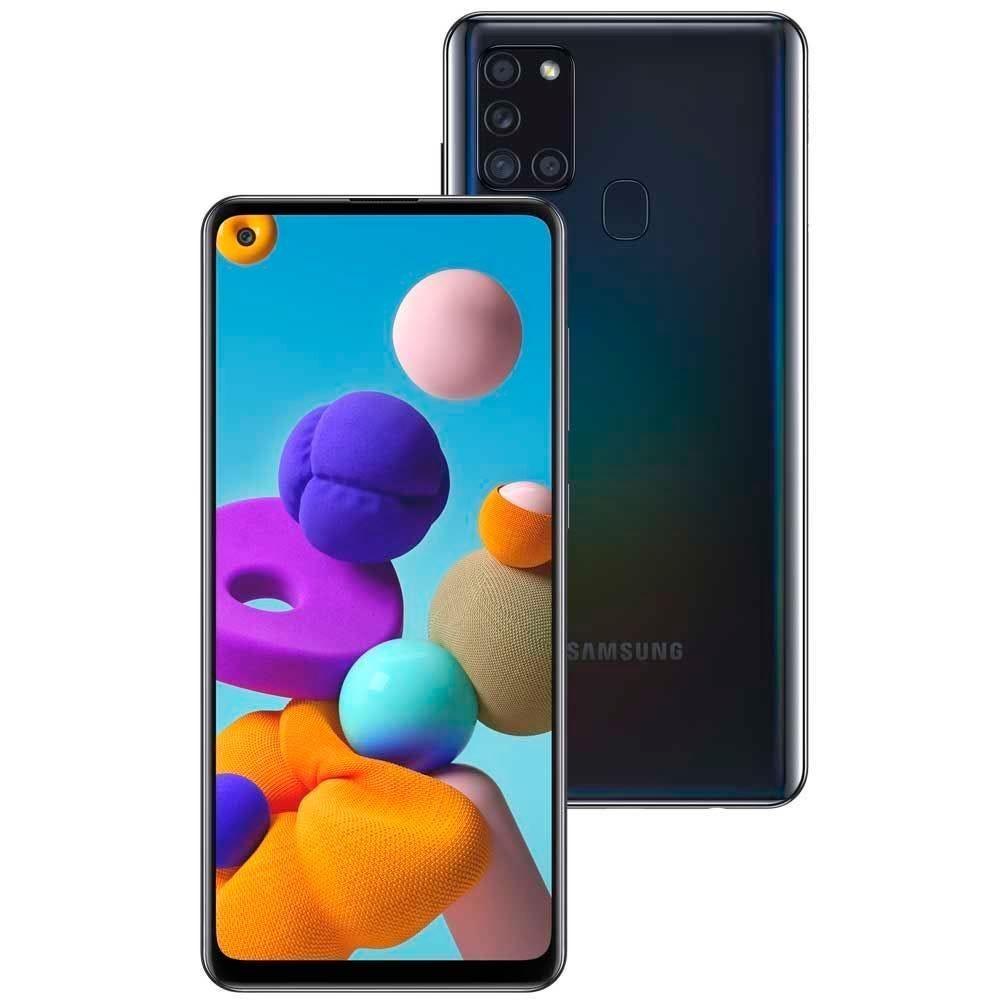 Celular Smartphone Galaxy A21s 64Gb 6,5