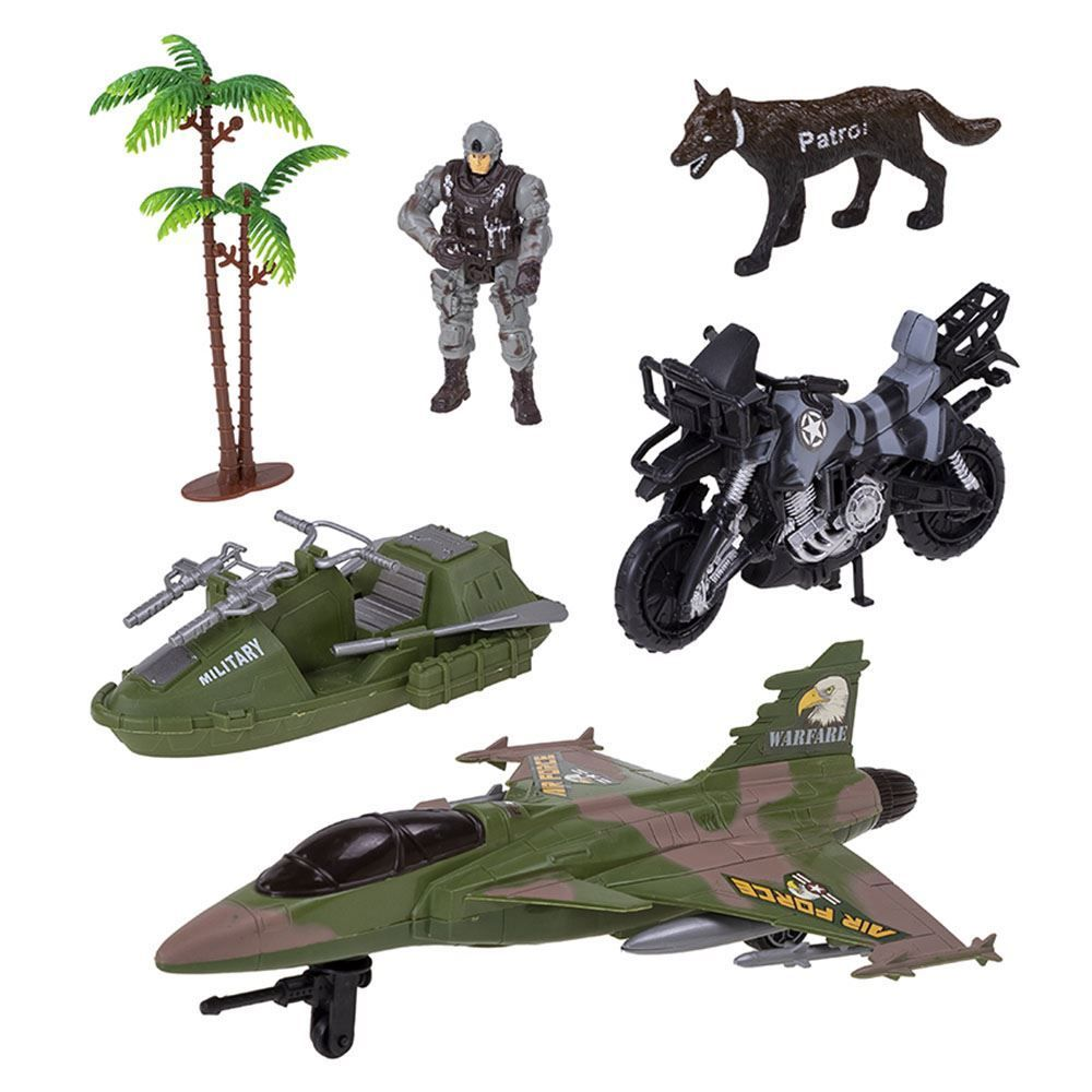 Conjunto Militar Heroes Forces - HME1145