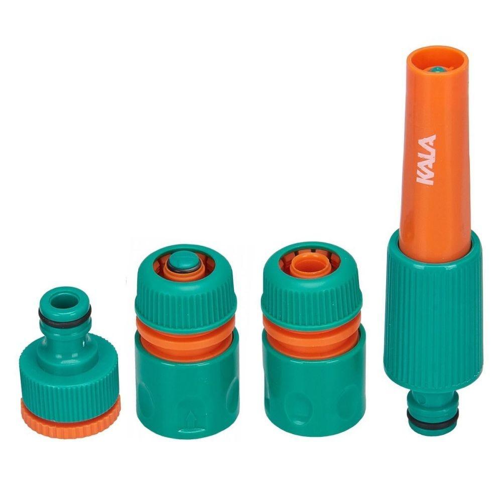 Conjunto para Irrigação com 4 peças Kala - Verde