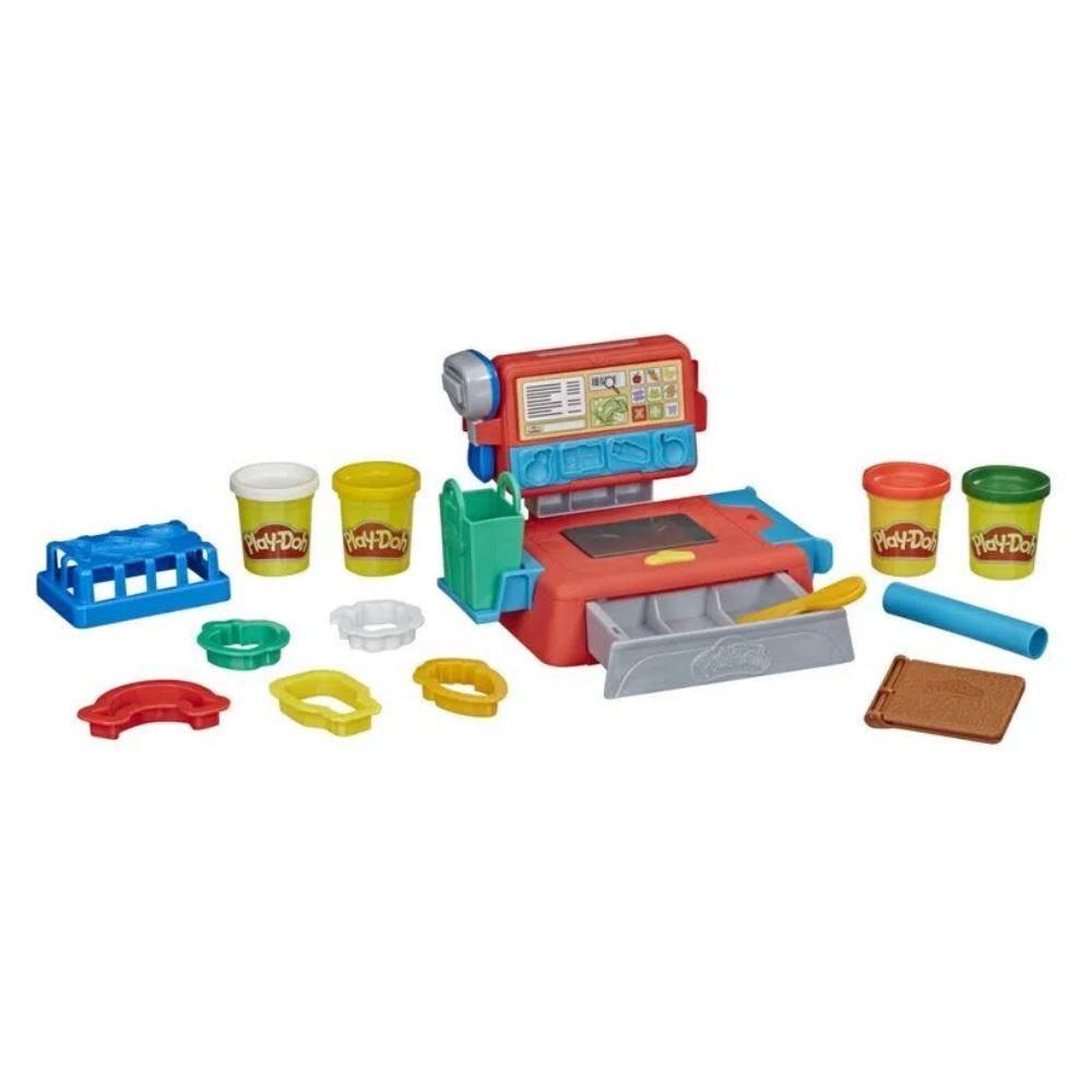 Conjunto Play Doh Caixa Registradora Hasbro - E6890
