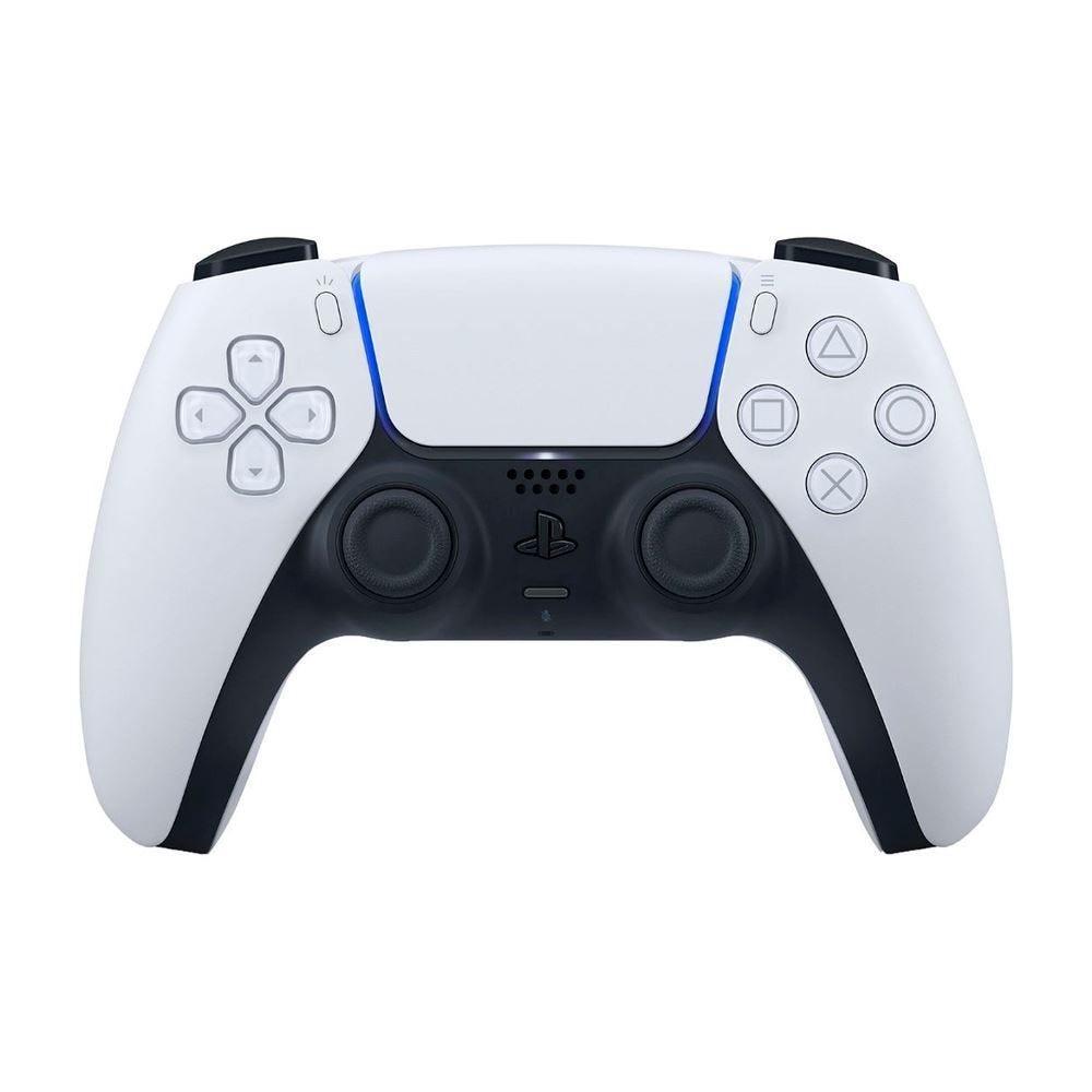 Controle Sem Fio Dualsense Playstation 5 Sony - Branco