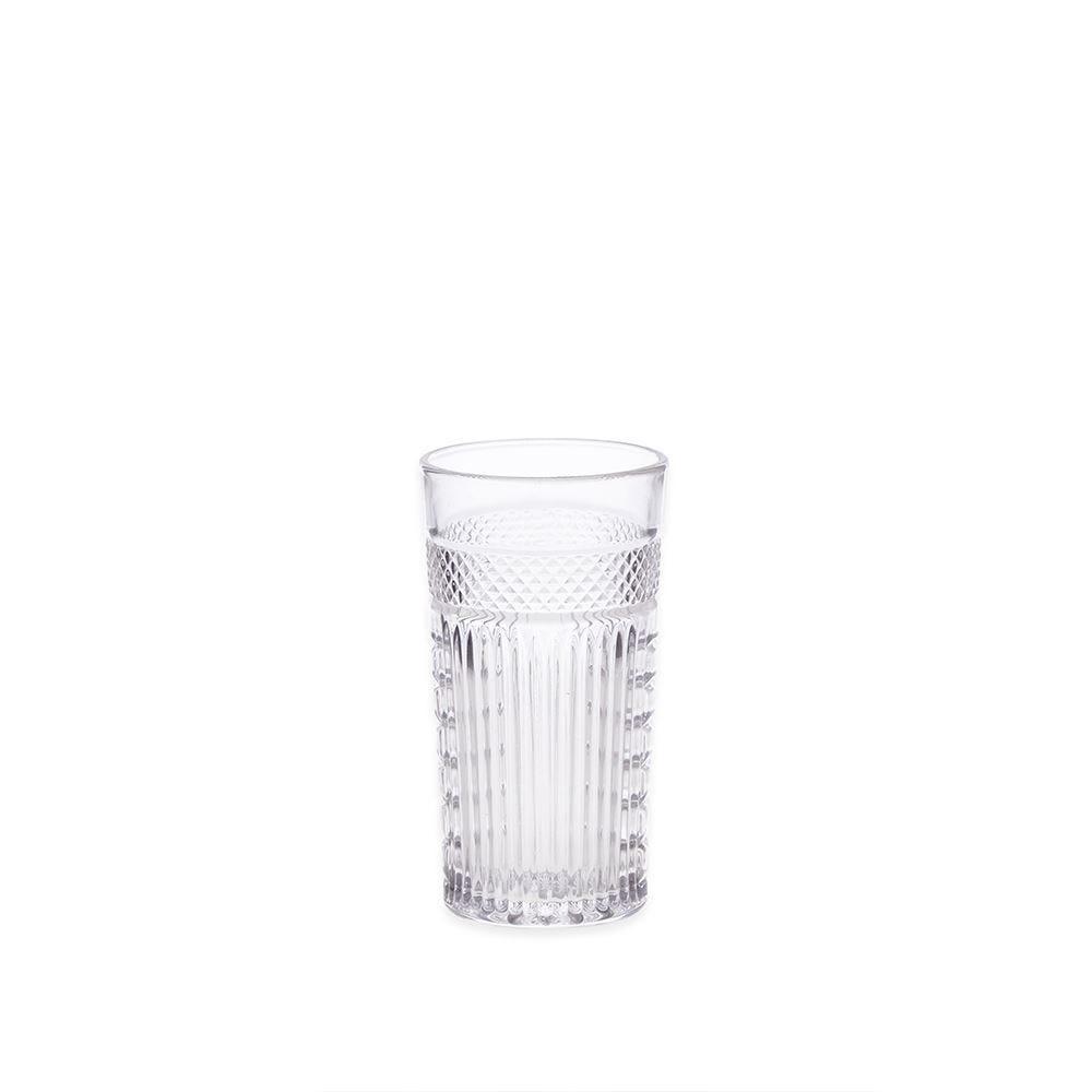 Copo Long Drink Santorini 215Ml Lyor - Cristal