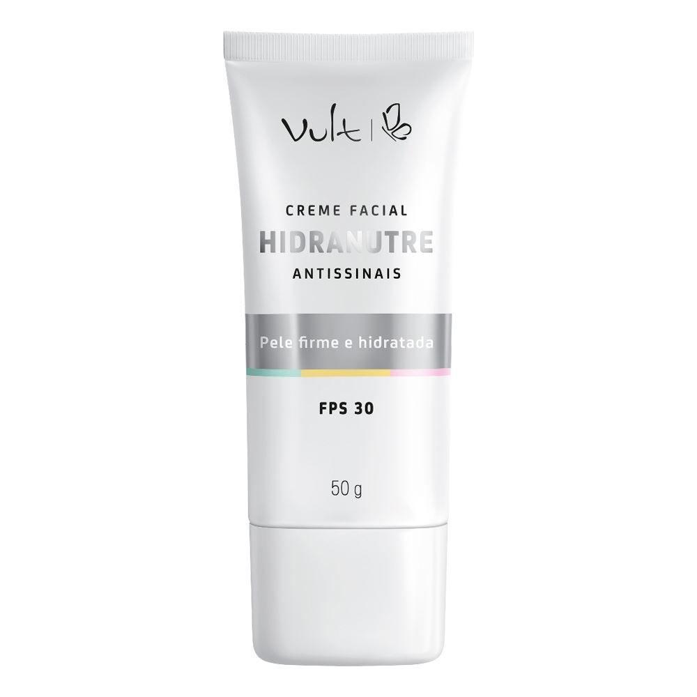 Creme Facial Antissinais Hidranutre Vult - 50g