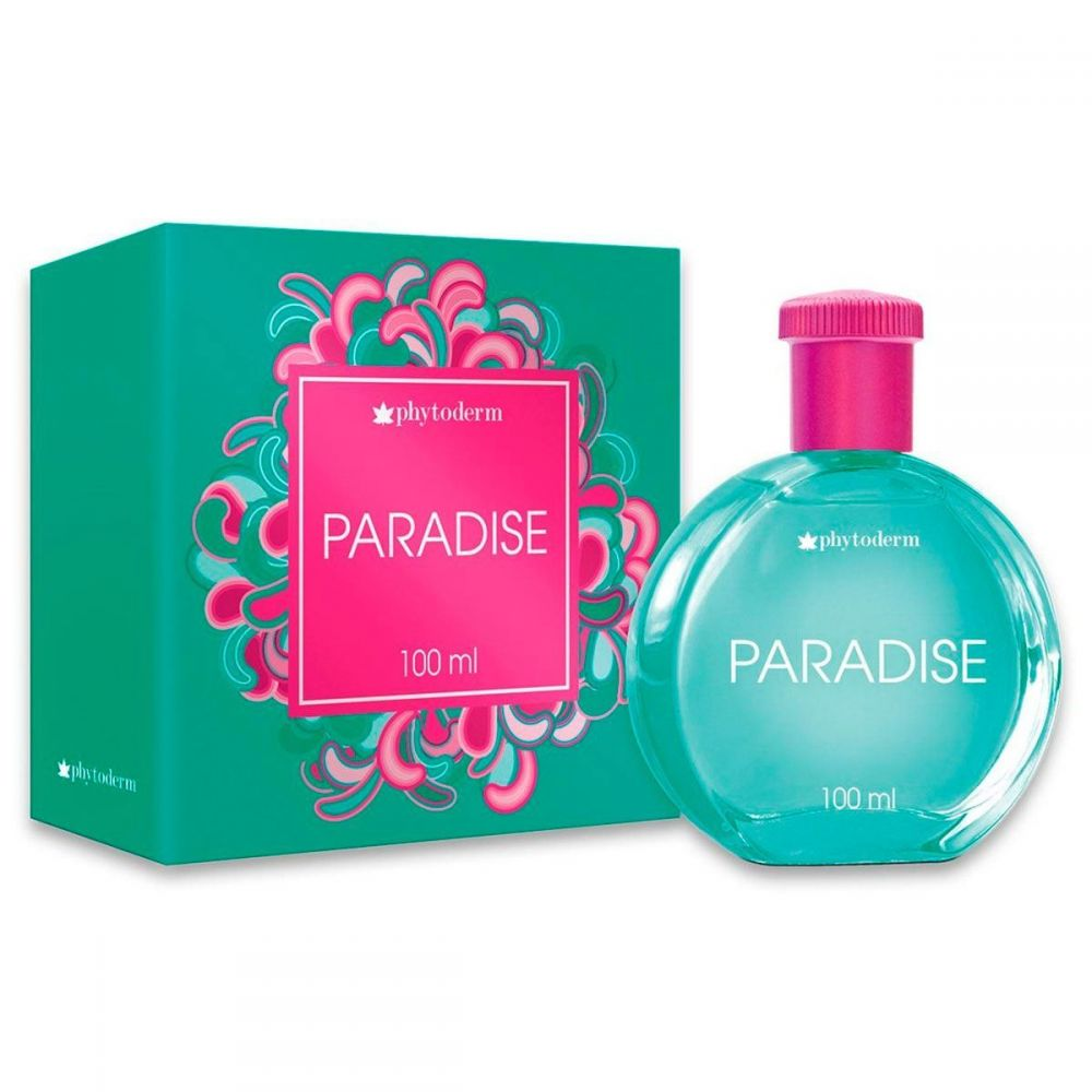 Deo Colonia Paradise Phytoderm - 100ml