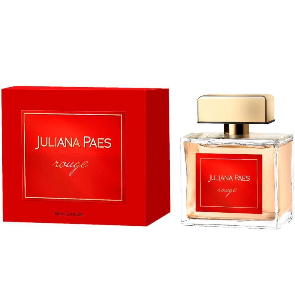 Deo Colonia Rouge 100Ml Juliana Paes - DIVERSOS