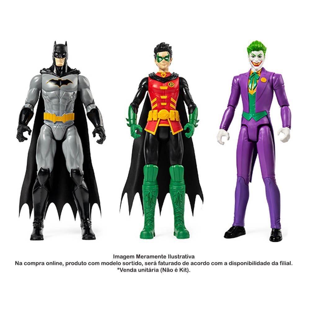 Figura Articulada 14Cm Dc Batman Sunny - 2187
