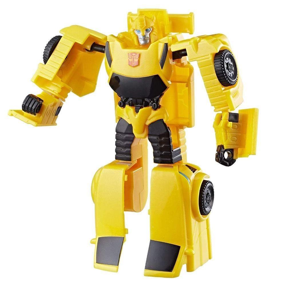 Figuras Transformers Hasbro Authentics Bumblebee - E0769