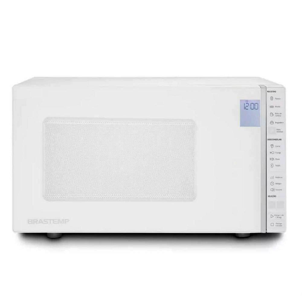 Forno Micro-ondas Brastemp BMS45CB 32L Branco