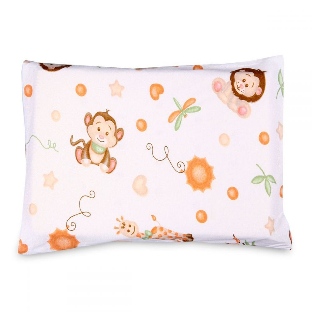 Fronha Bebê Avulsa Malha Yoyo Baby - Baby Zoo