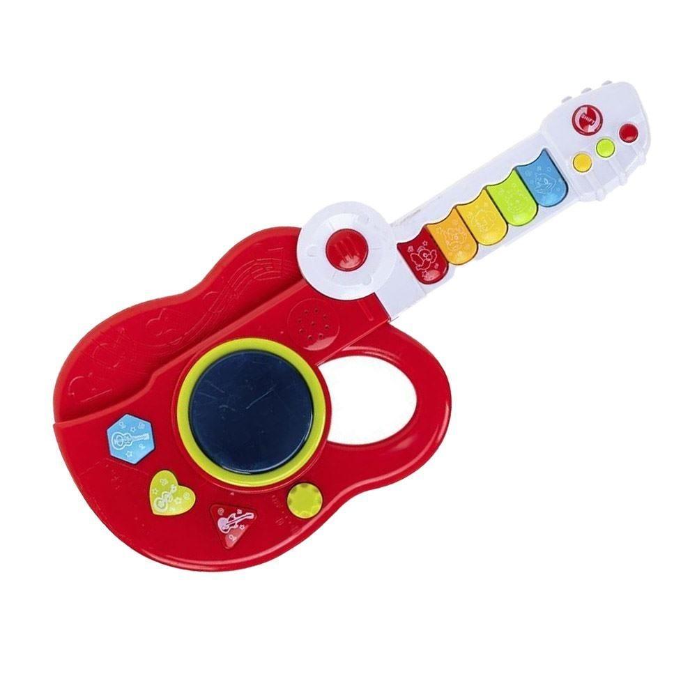 Guitarra Musical Havan Baby - HBR0075