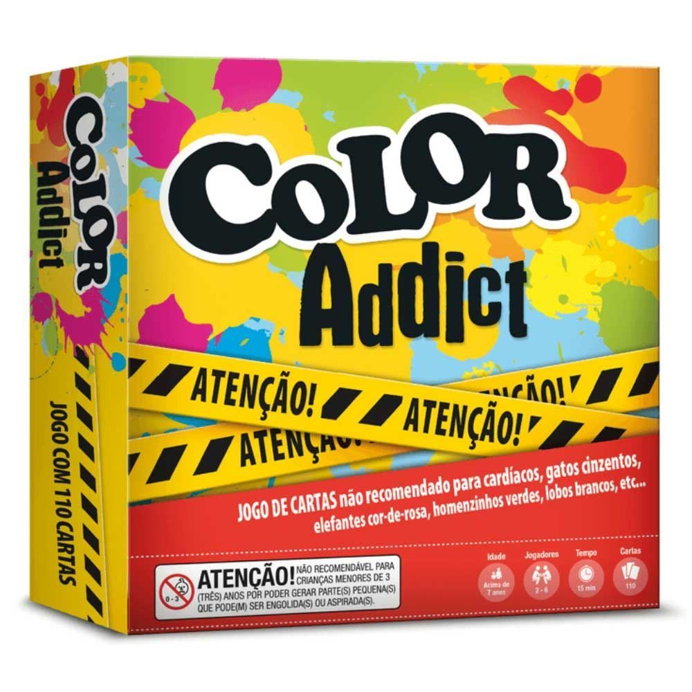 Jogo Color Addict Copag - 90376