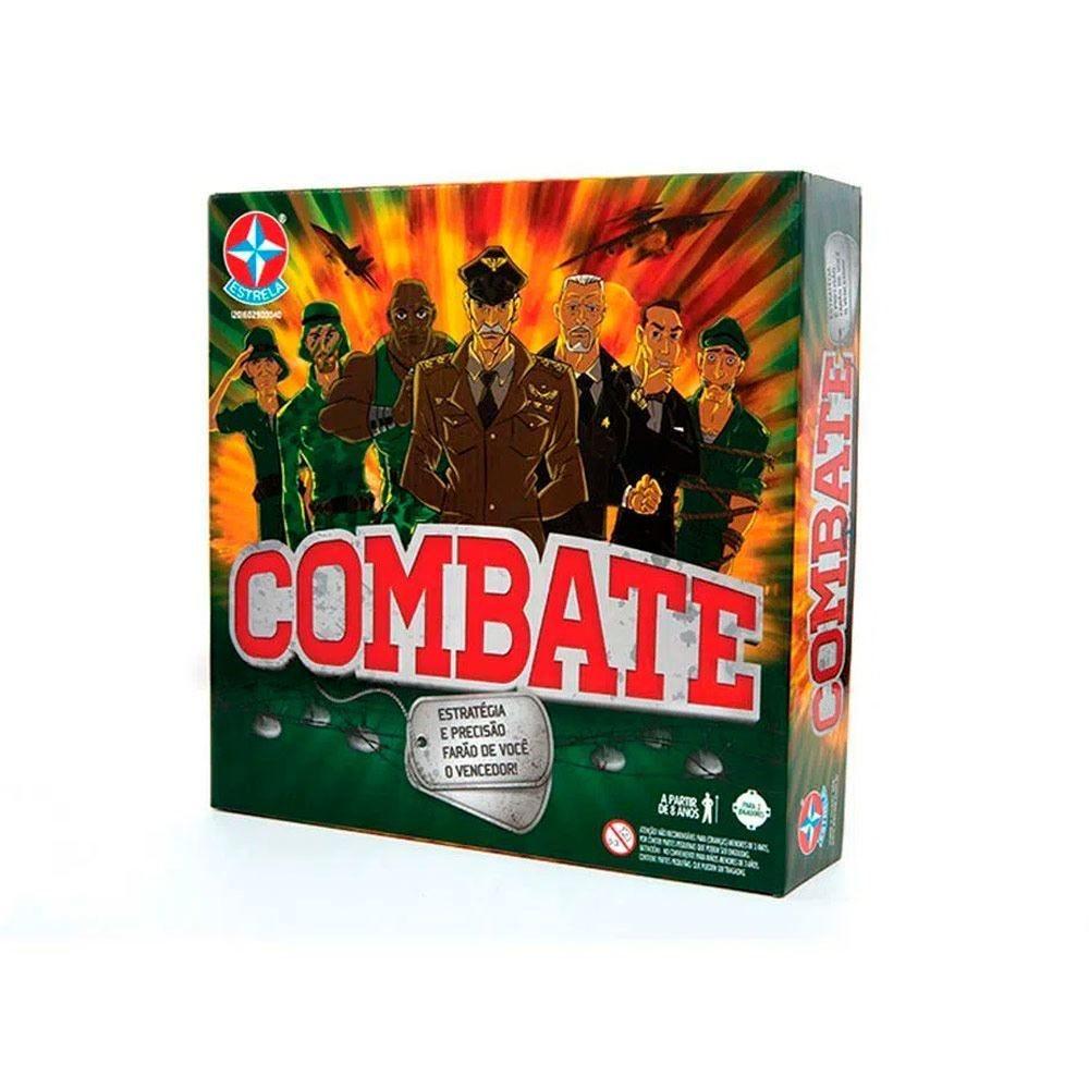 Jogo Combate Estrela - 16.30.84