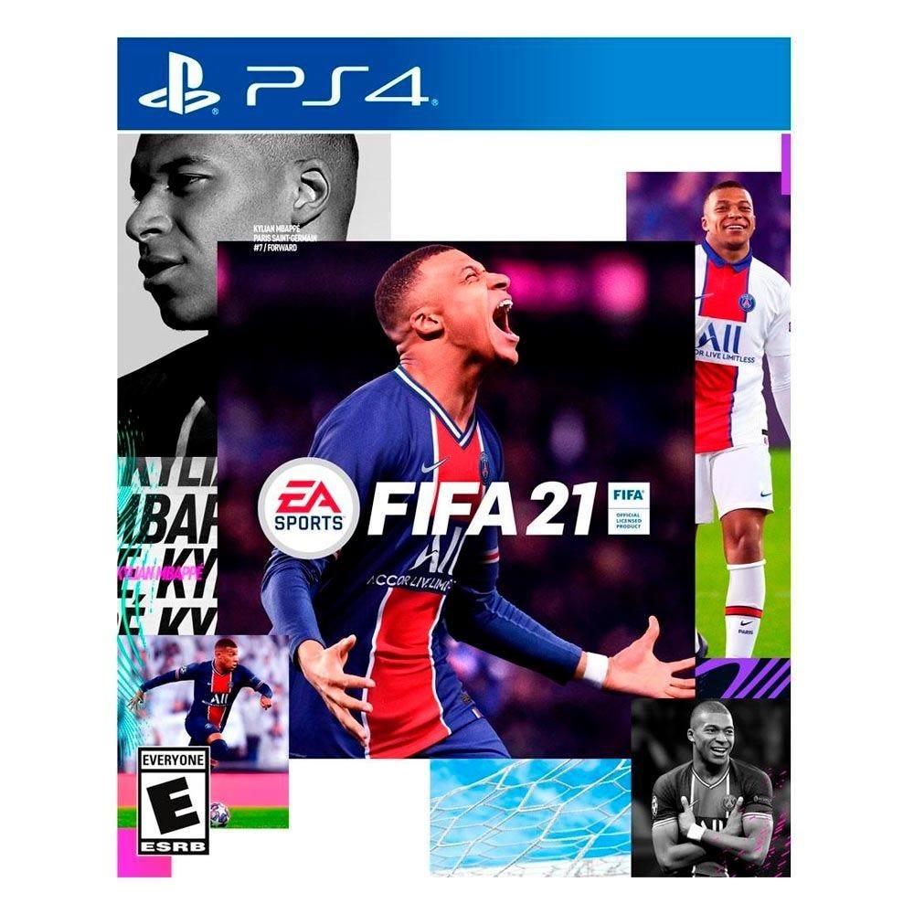 Jogo Fifa 21 Playstation 4 - Esporte