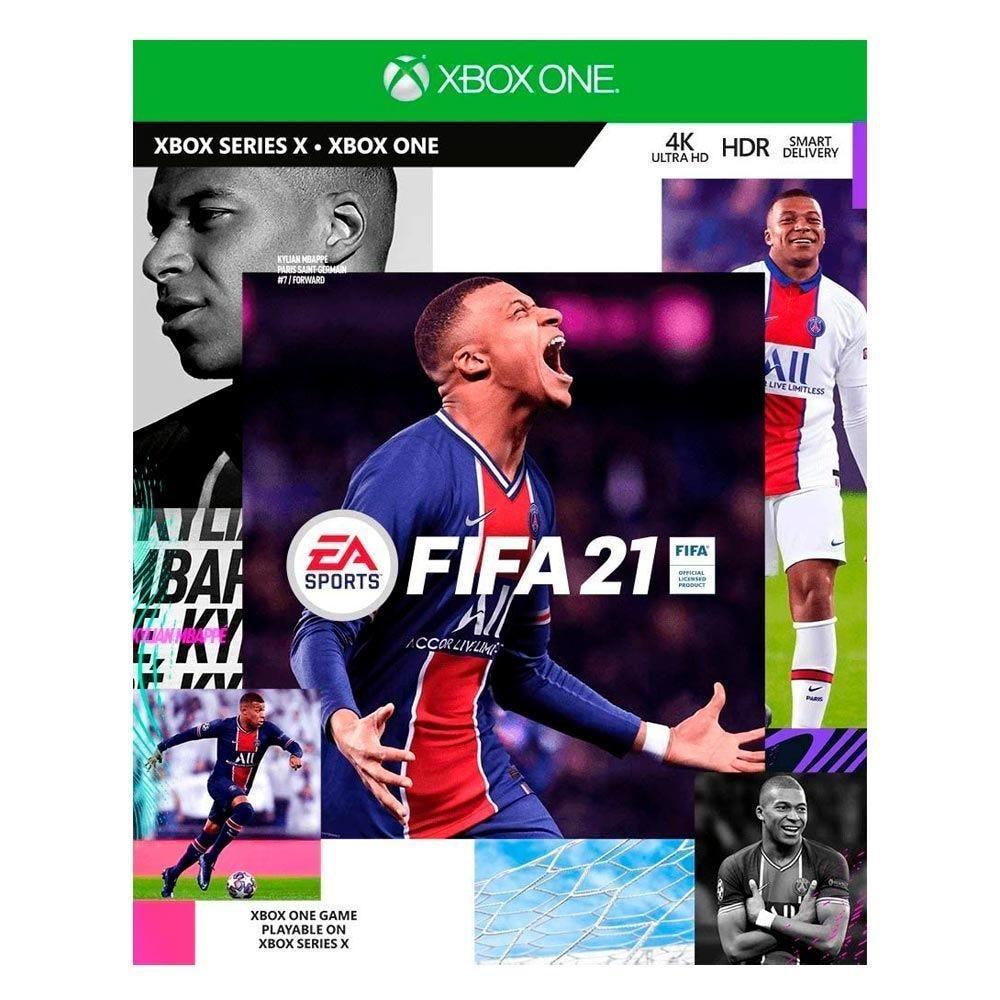 Jogo Fifa 21 - Xbox One - Ea Sports