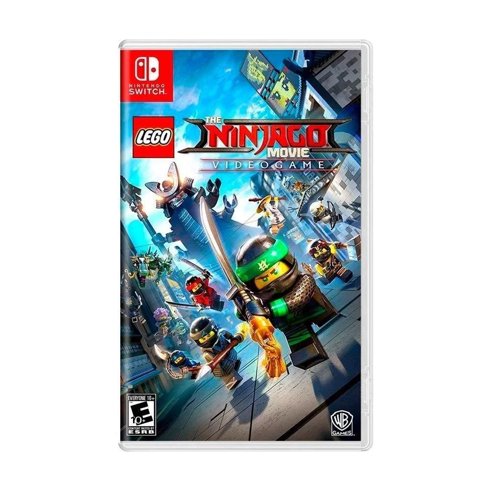 Jogo Lego Ninjago Movie Video Game - Switch - Warner Bros Interactive Entertainment