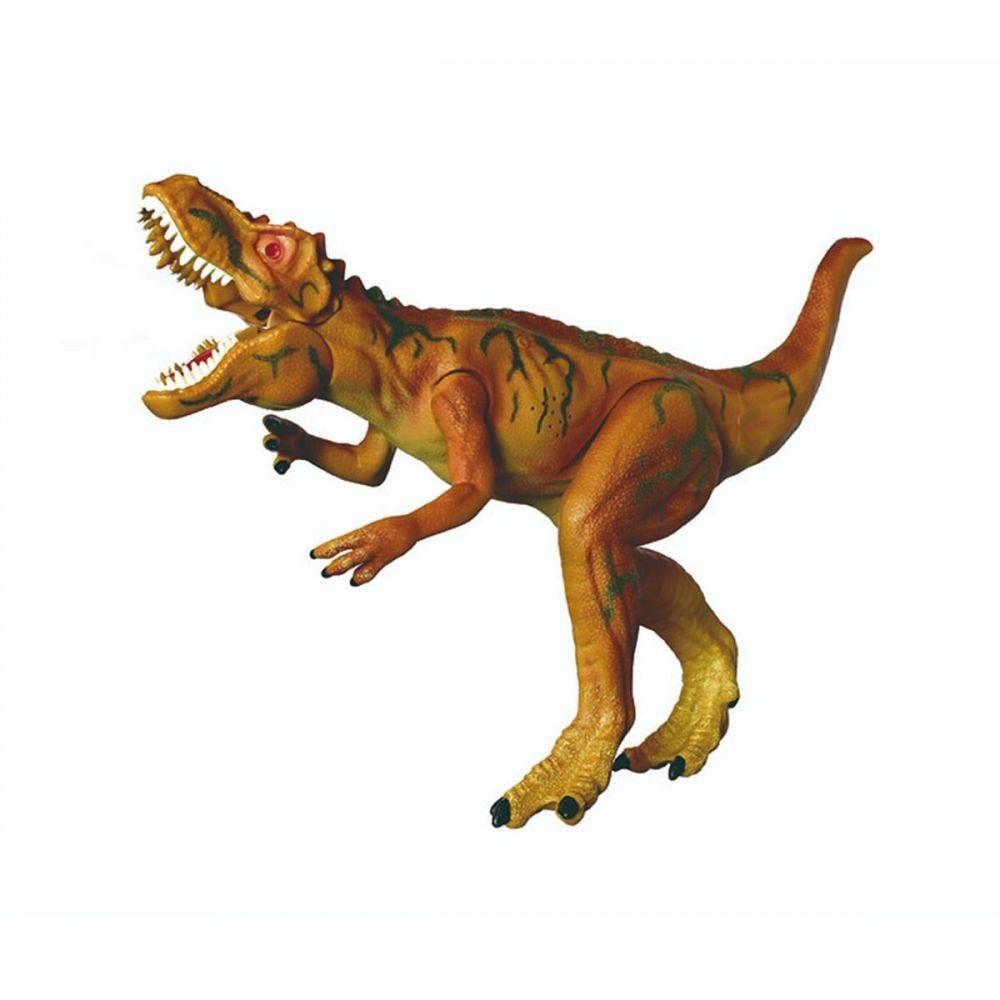Lançador Dinossauro Attack Marrom Multikids - BR101