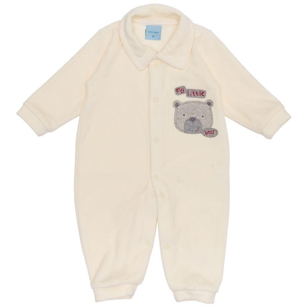 Macacão de Bebê Plush My Little Bear Yoyo Baby