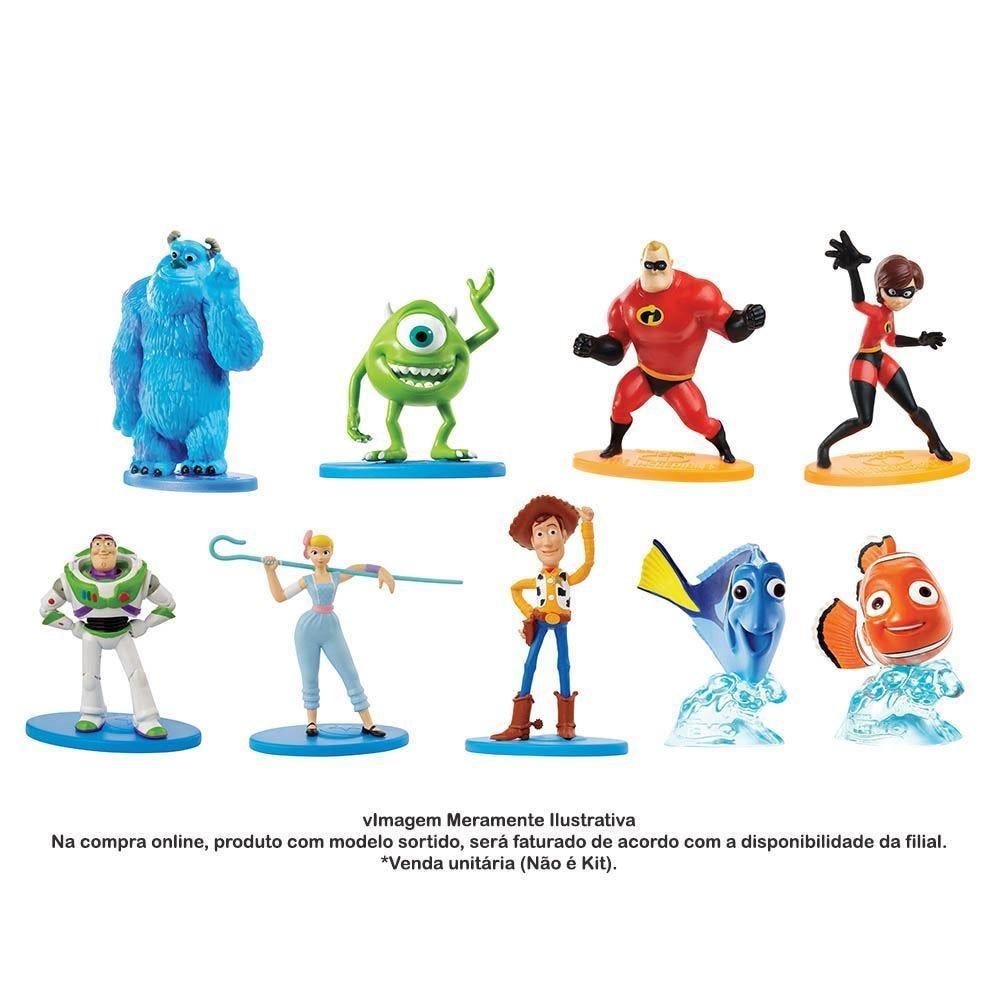 Mini Figura Disney Pixar Mattel - GMJ68