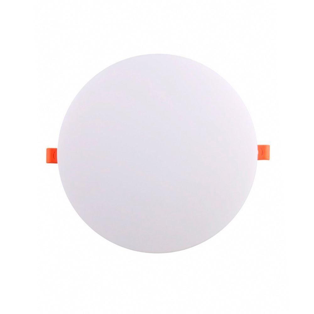Painel Led Frameless 32W Redondo Taschibra - 3.000K