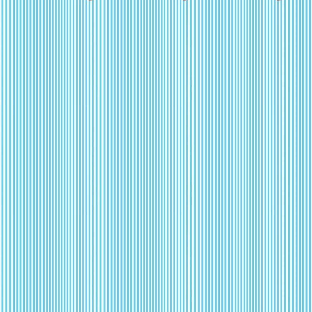 Papel De Parede 9,5M X 53Cm Havan - Listras Azul HVN 10