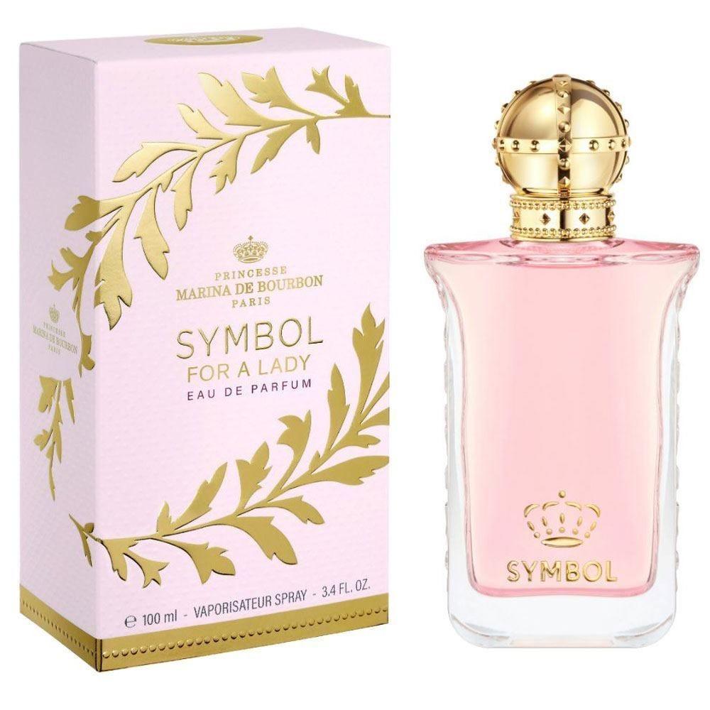 Perfume Symbol For A Lady 100Ml Marina De Bourbon - DIVERSOS