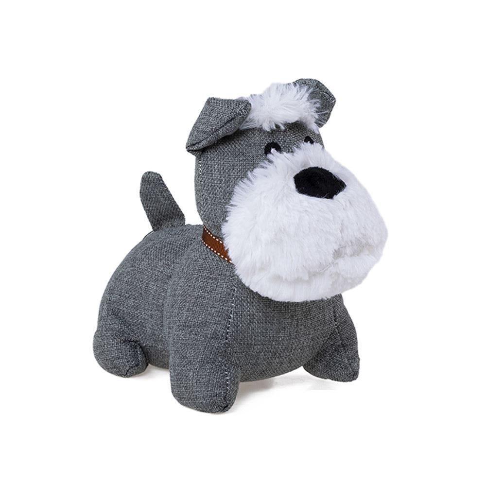 Peso De Porta Havan - Cachorro Preto