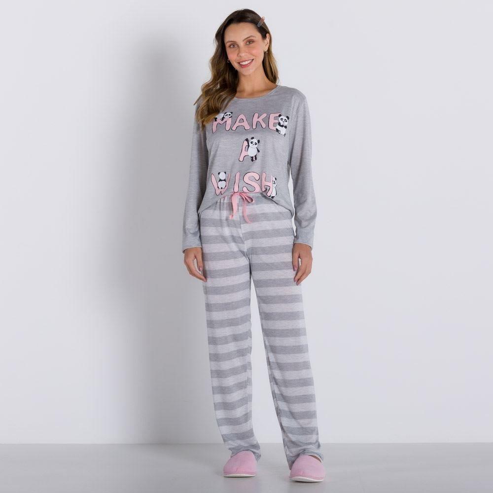 Pijama Make a Wish Holla