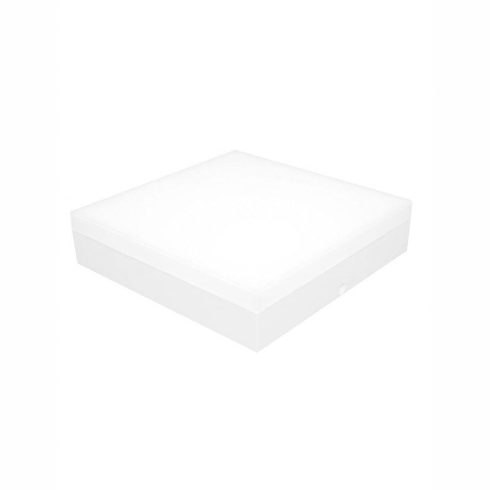 Plafon Clear Led 6500K 15W Taschibra - Branco