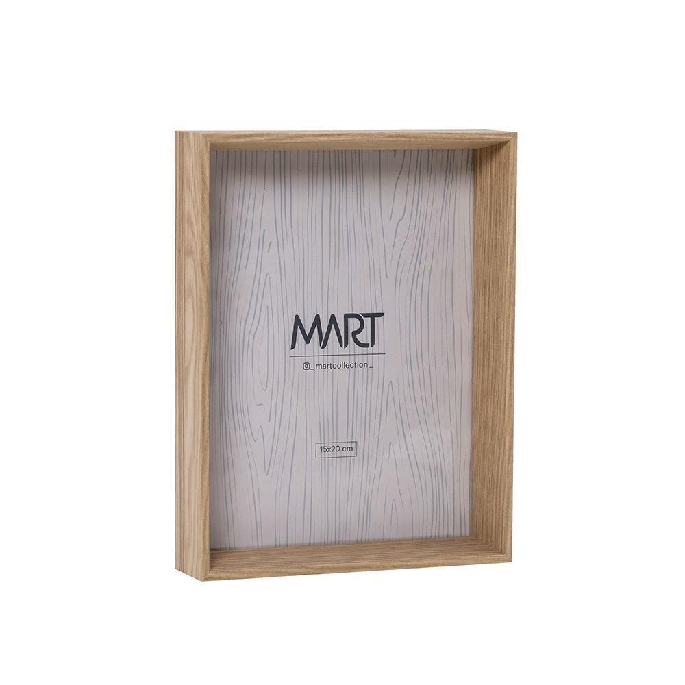 Porta Retrato 15X20cm Mart - Bege
