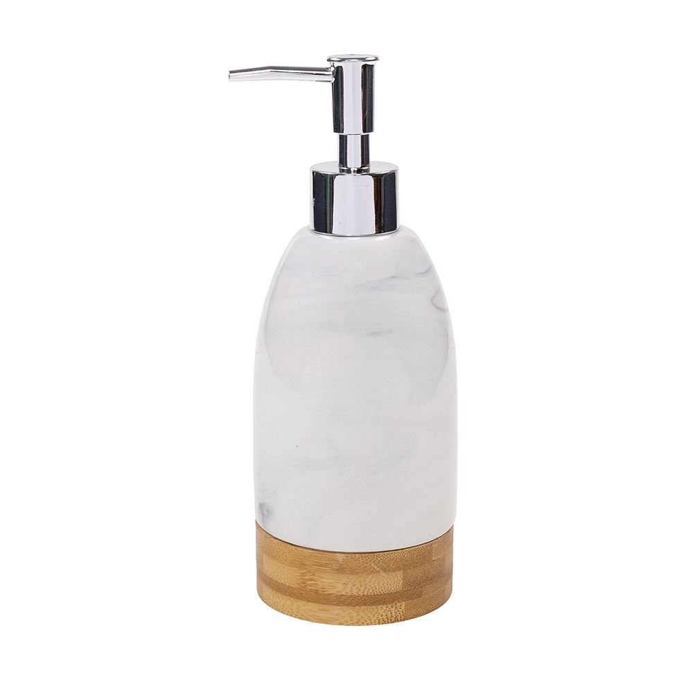 Porta Sabonete Liquido Iris 300Ml - Marmorizado