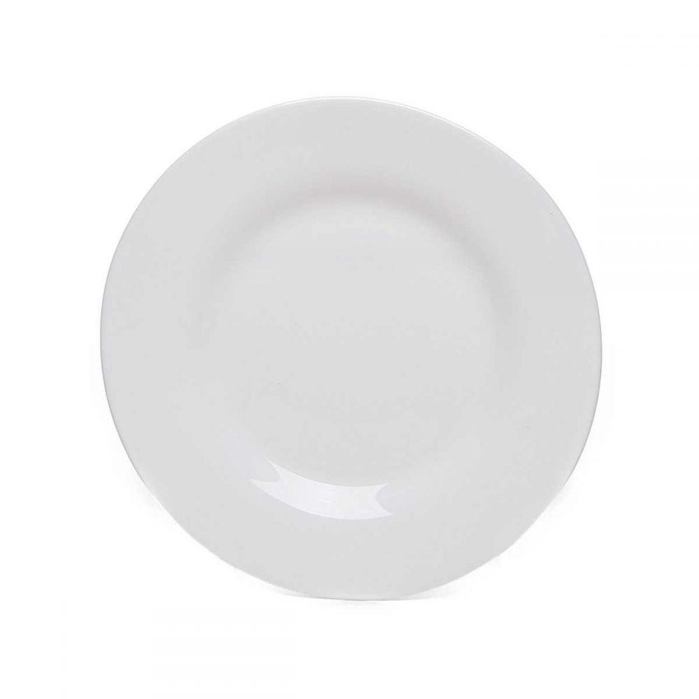 Prato De Sobremesa Nadir Menu 19Cm - Opaline