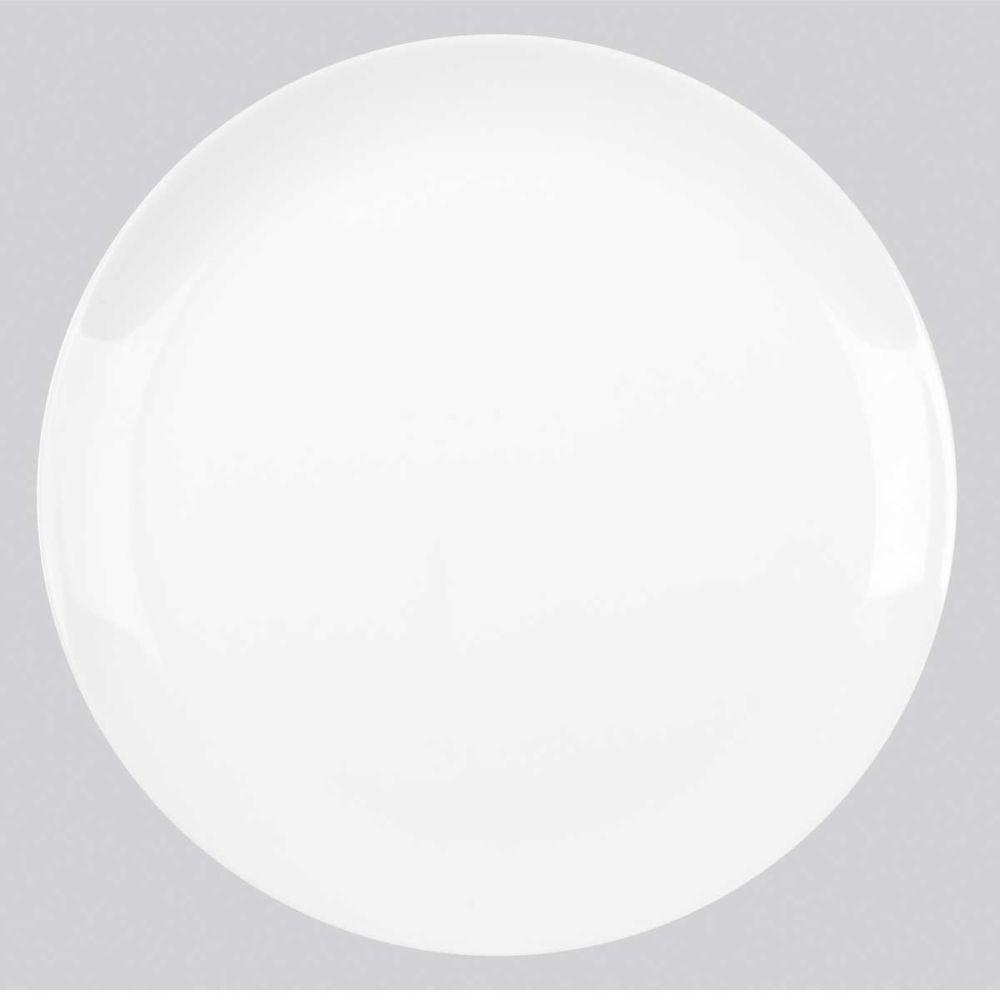 Prato de Sobremesa Opaline Blanc - Nadir Figueiredo - DIVERSOS