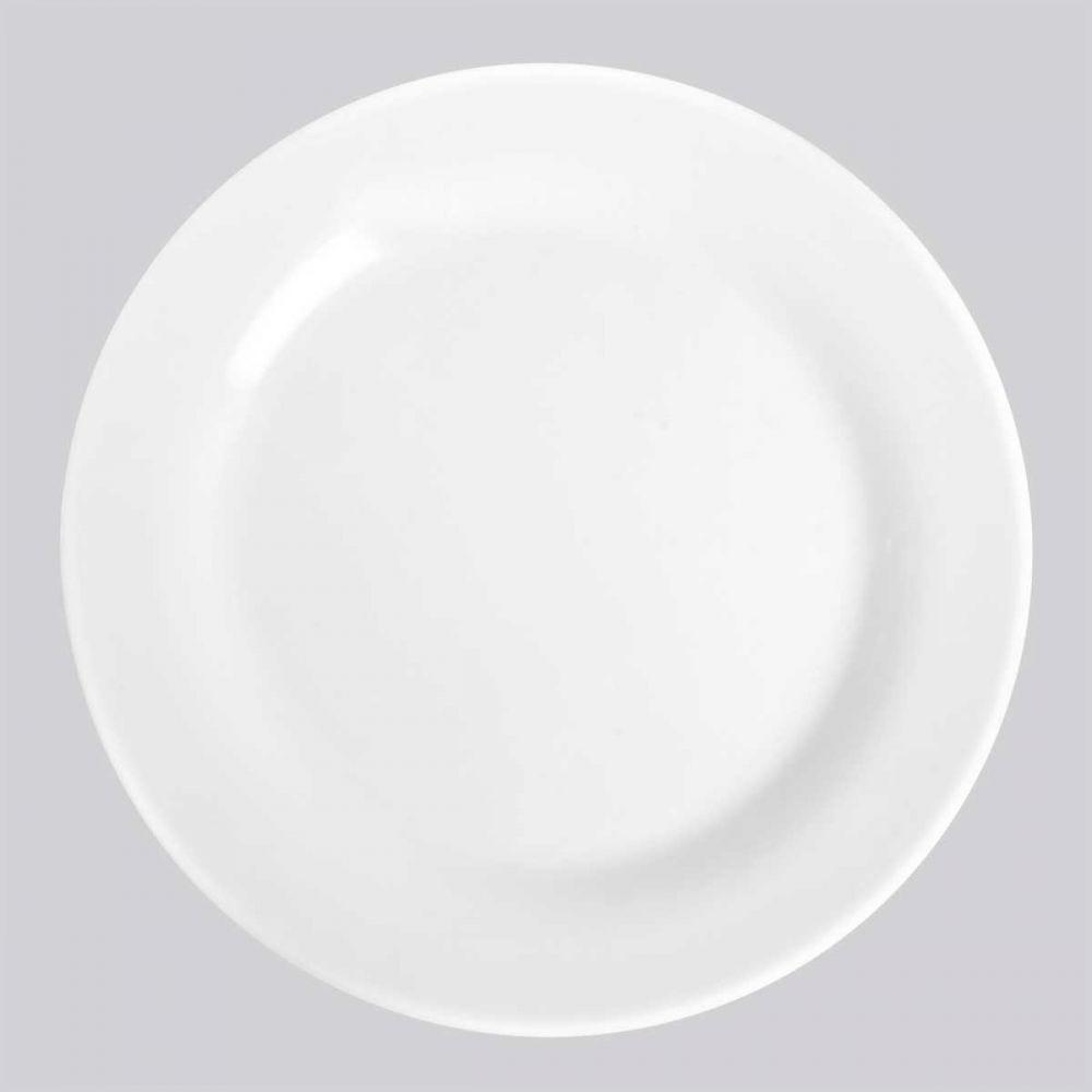 Prato Raso Menu 26,5cm Nadir - Opaline