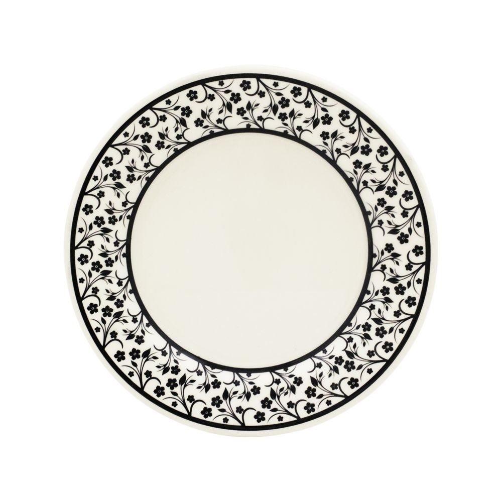 Prato Sobremesa Biona New Arabesco 19Cm - Cerâmica