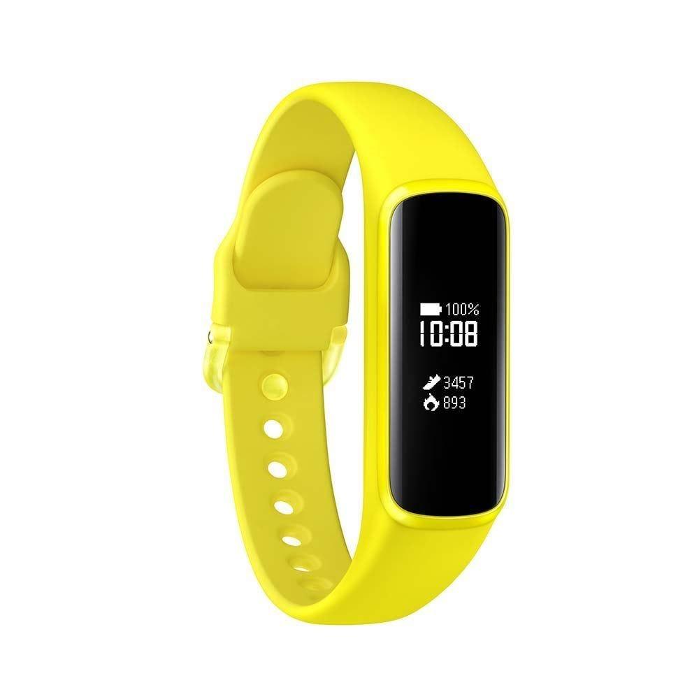Relógio Galaxy Fit E R375 Samsung - Amarelo