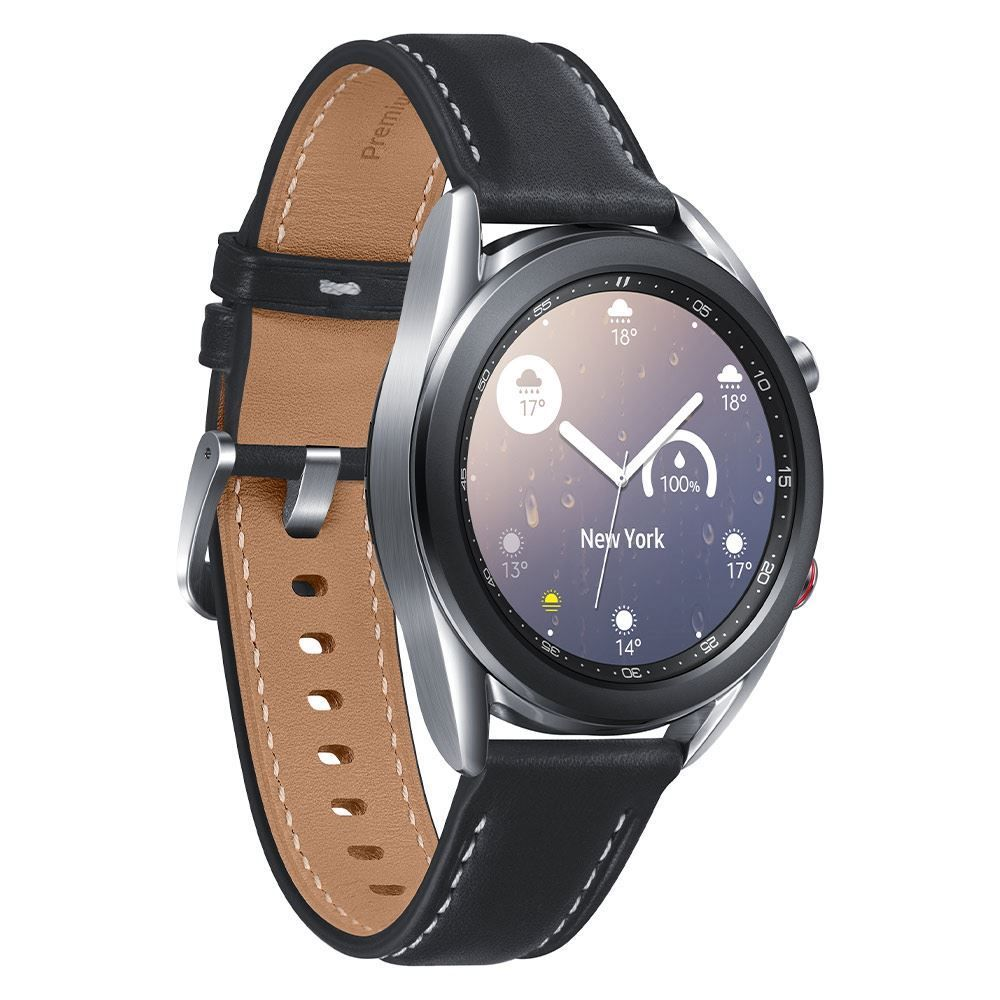 Relógio Smartwatch Galaxy Watch3 41Mm Lte Samsung - Prata