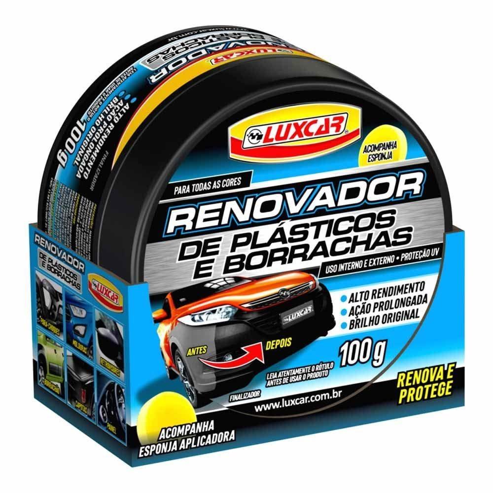 Renovador de Plásticos e Borrachas Luxcar - 4770