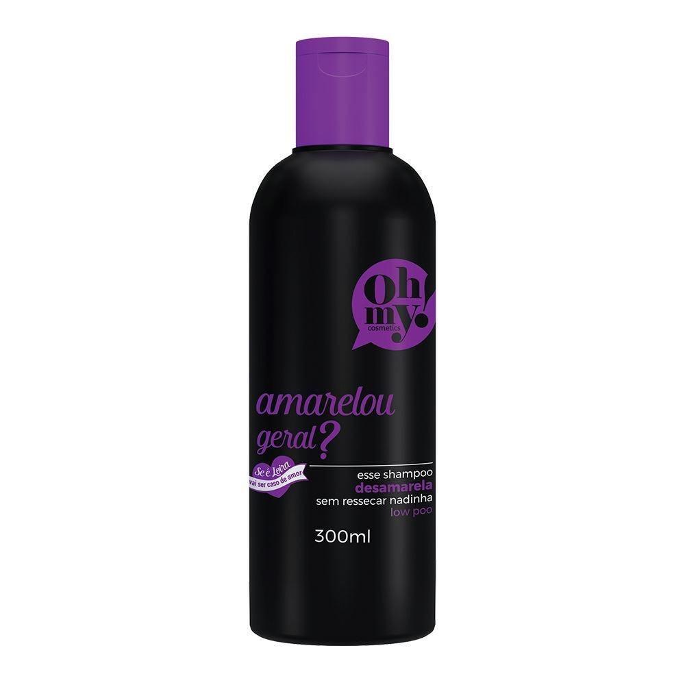 Shampoo Amarelou Geral Oh My - 300ml