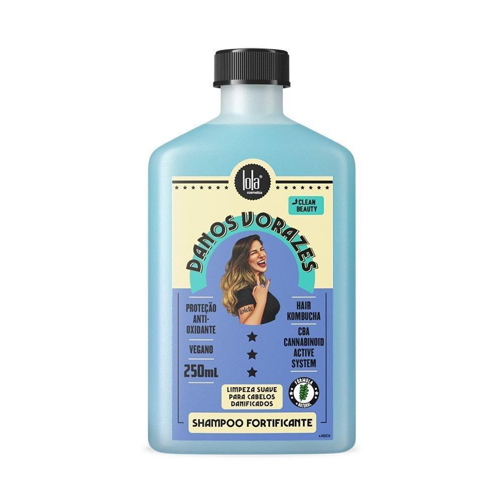 Shampoo Fortificante Danos Vorazes Lola Cosmetics - 250ml