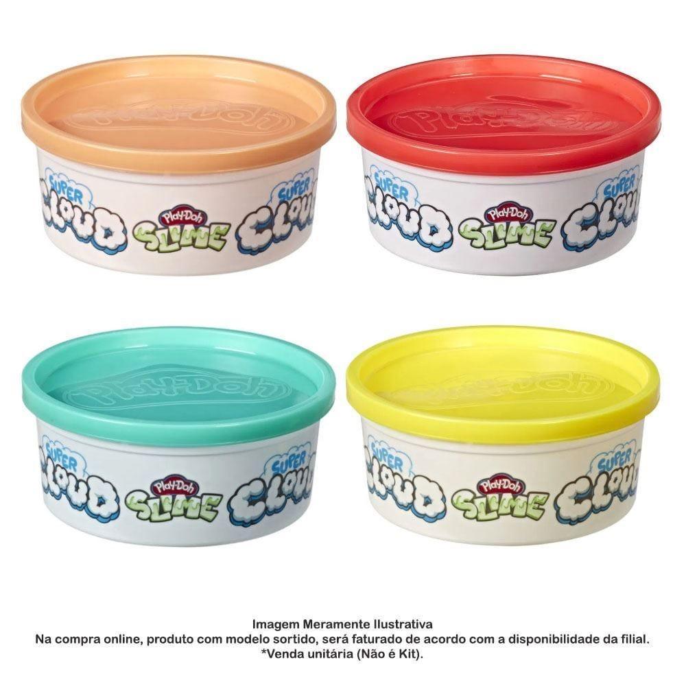 Slime Play-Doh Super Cloud Hasbro - E8793