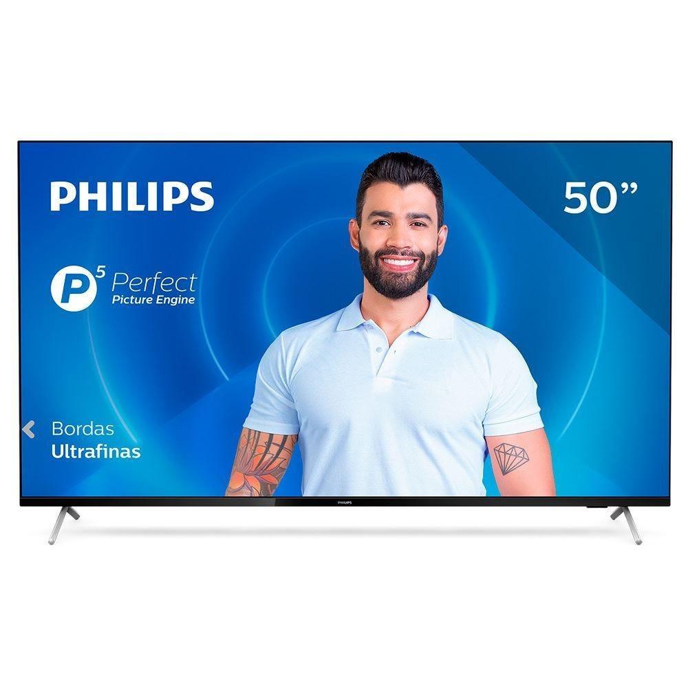 Smart Tv Led 50