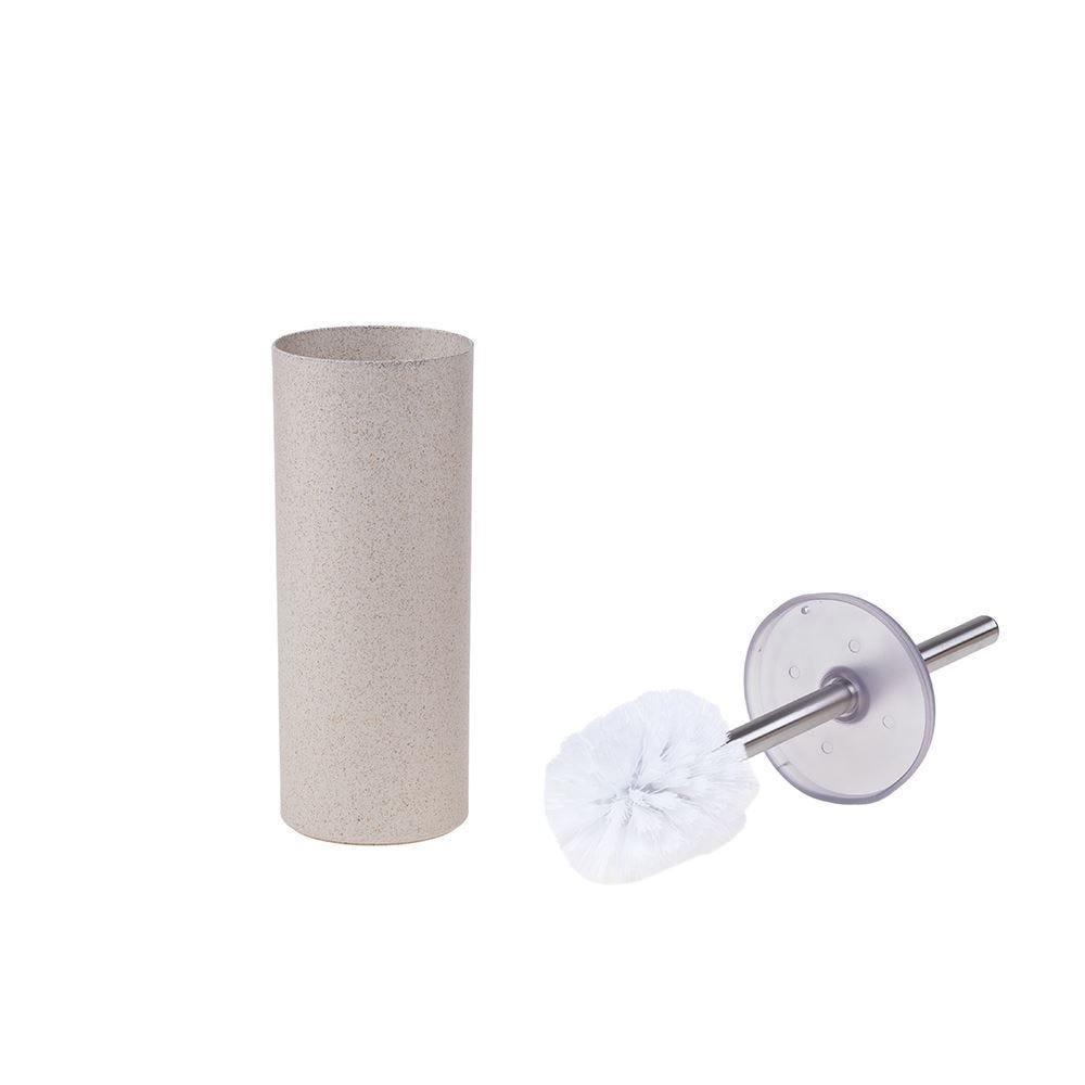 Suporte De Escova Sanitária Eco Ou Martiplast - Eco Marfim