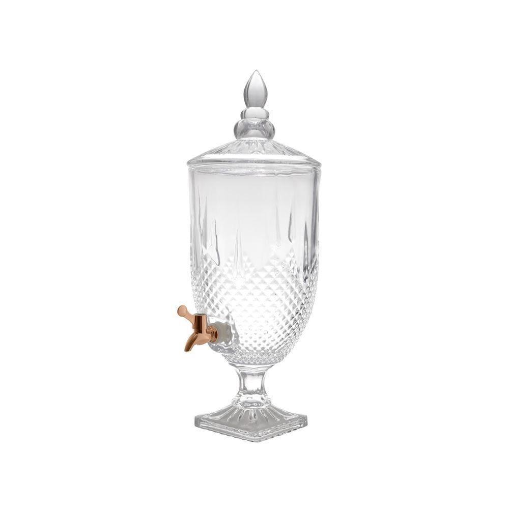 Suqueira Diamante 5 Litros Lyor - Transparente