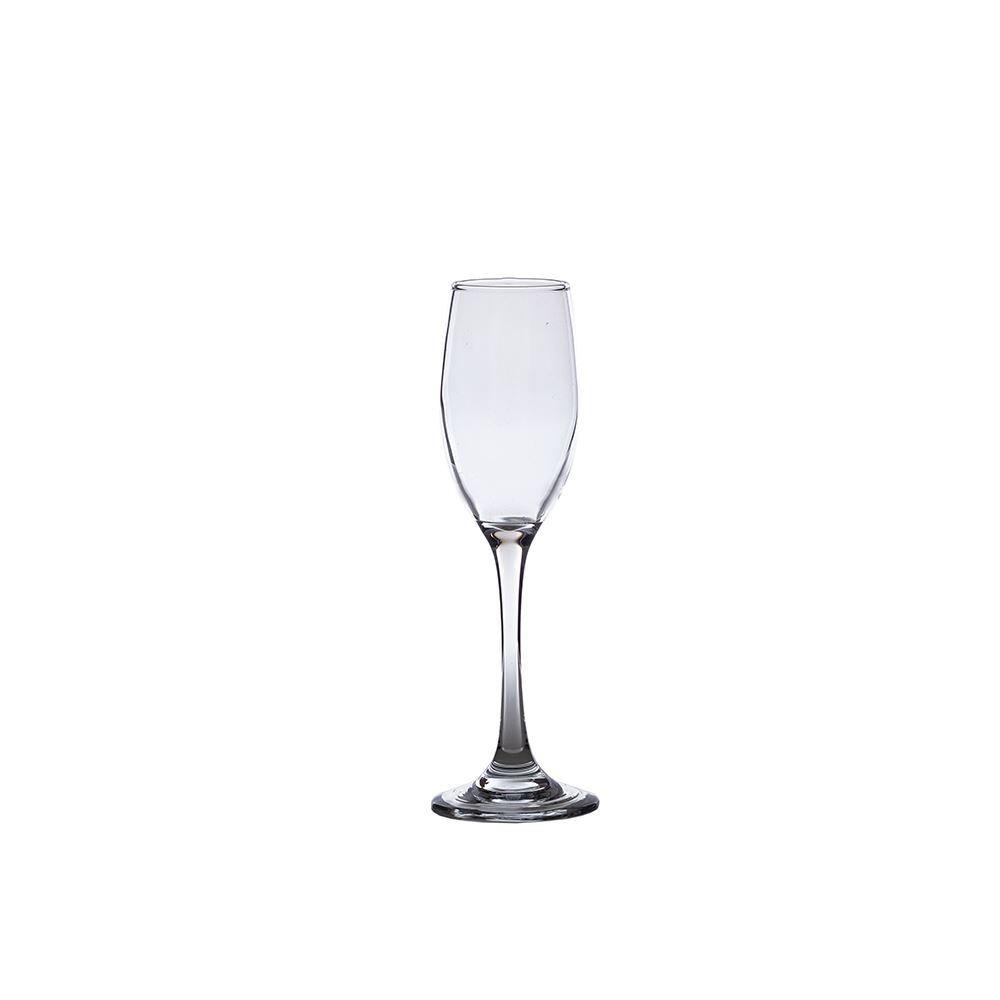 Taça De Champanhe Siena 180Ml Solecasa - Transparente
