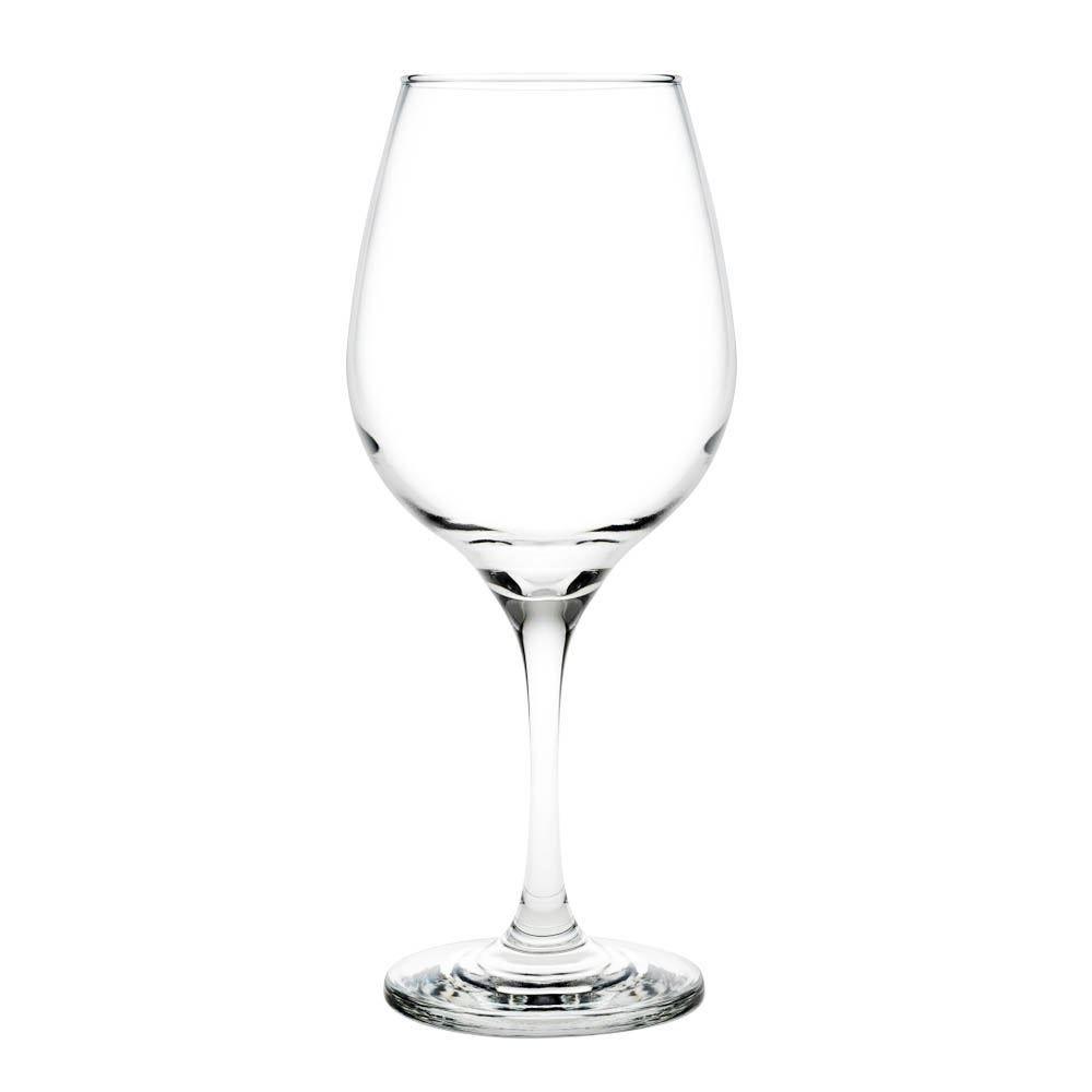 Taça De Vinho Pasabahçe Amber 365Ml - Vidro
