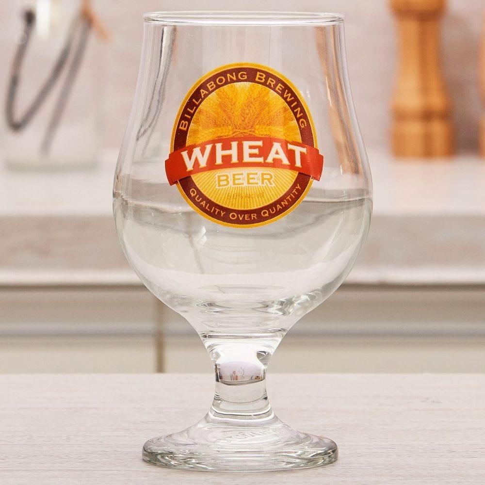 Taça Royal Beer Happy Hour 340ml Ruvolo - Vidro