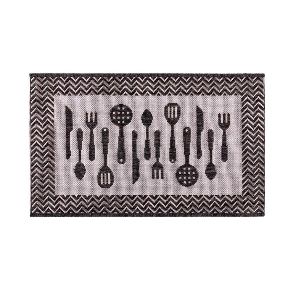 Tapete Amazonas 50X80cm Para Cozinha Havan - Cutlery