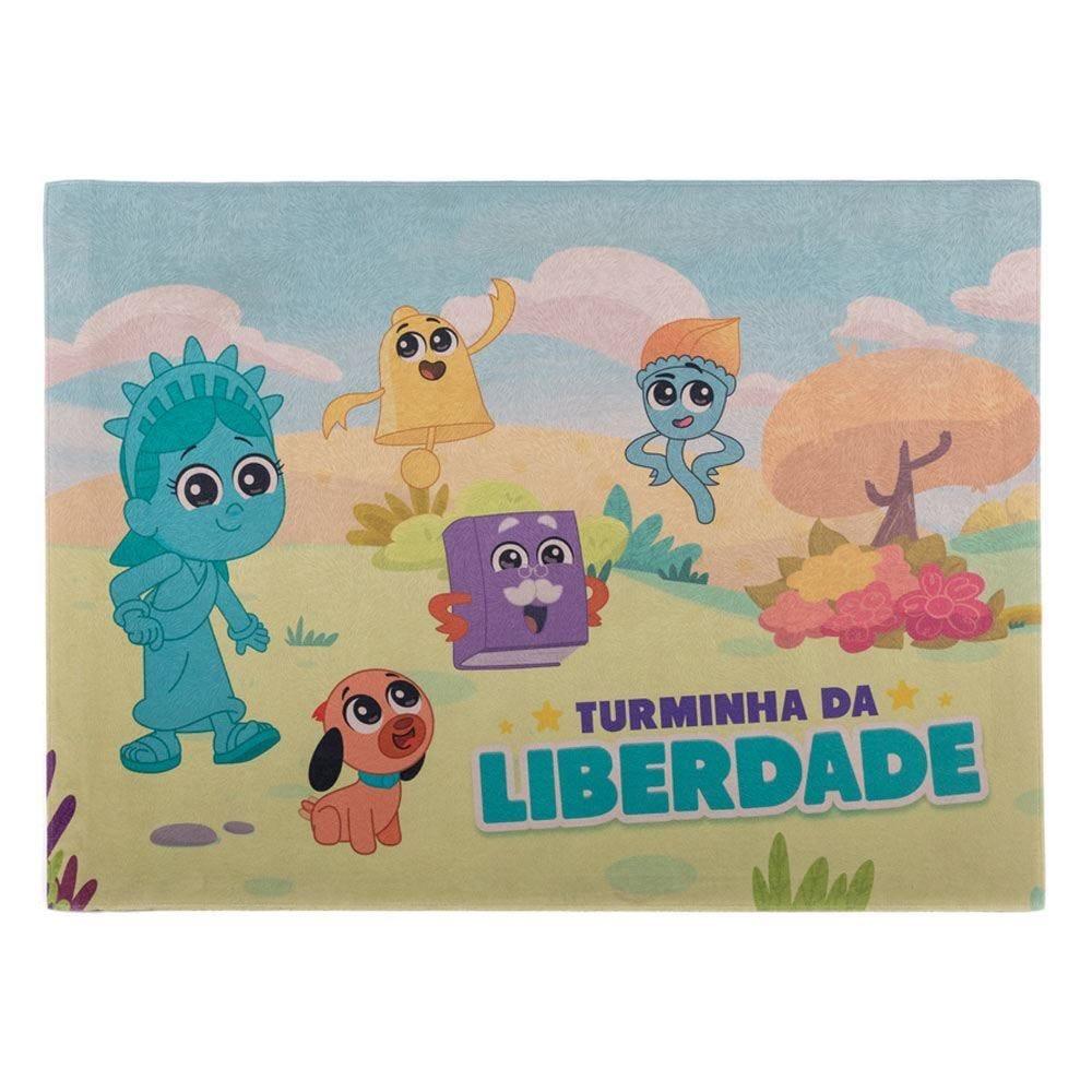 Tapete Infantil 80X125cm Havan - Turminha da Liberdade