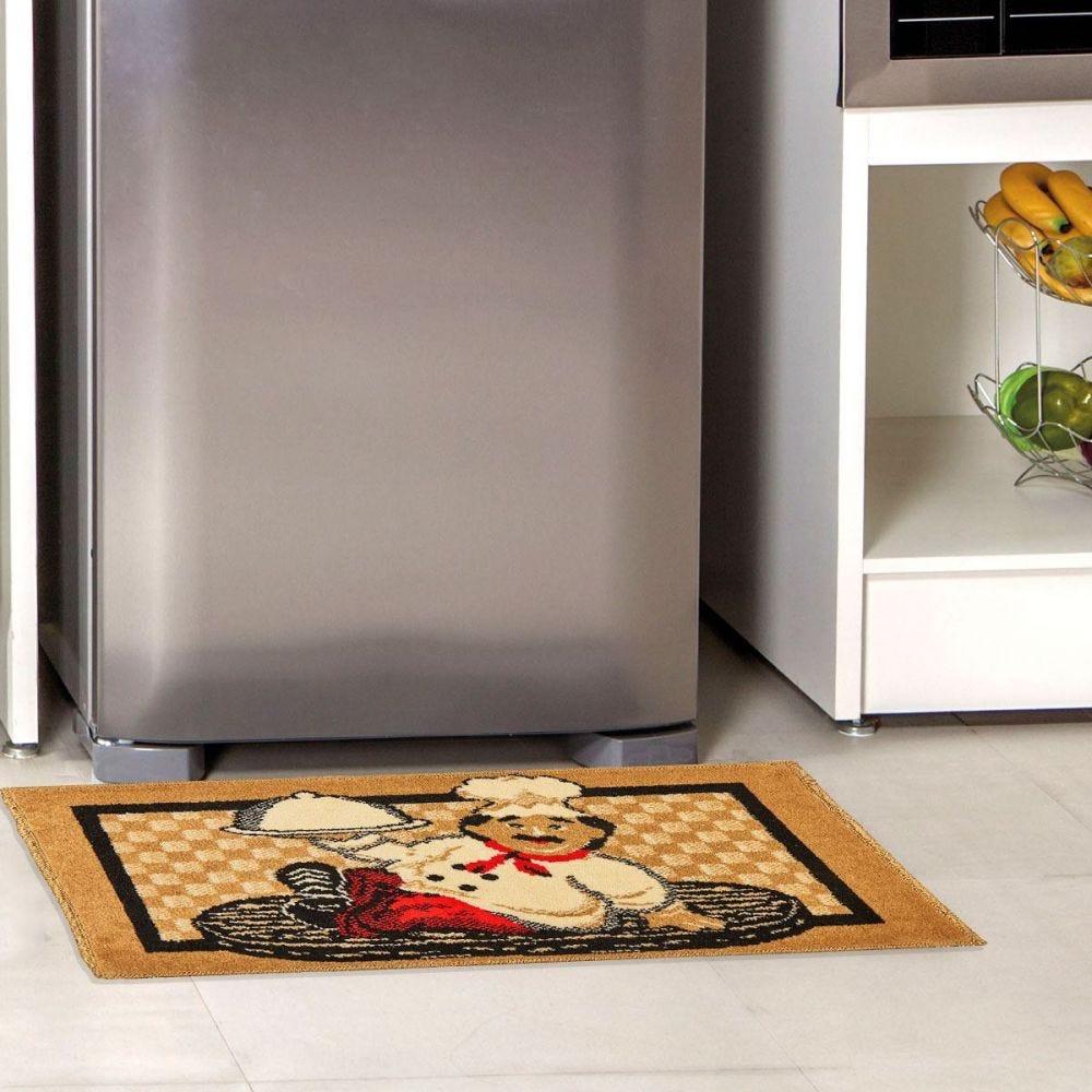 Tapete Renaissance 50X90m Para Cozinha J. Serrano - Palha